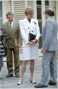 Diana & Charles - Prague * Czechoslovakia _ 09 Mai 1991 ( SUITE )