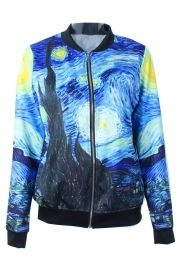 Comfortable Awesome Floral Jackets for Women