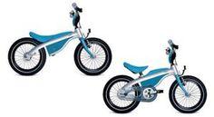 Bicicleta de  iniciación BMW