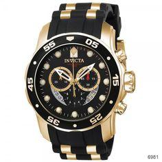 Invicta Pro Diver Chronographs | 6977  6981 22971