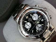 Tag #heuer mens f1 mika hakkinen chrono #formula 1 #motor sport watch ch1114.ba06,  View more on the LINK: http://www.zeppy.io/product/gb/2/172001727351/