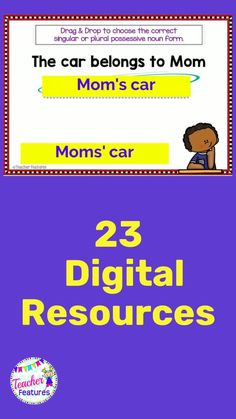 Distance learning can be easy with digital task cards! Use this Boom Cards Grammar, Reading & Vocabulary bundle to give 2nd & 3rd grade students practice inferring the meaning of new words, identifying context clues, clarifying word meanings and mastering word relationships. #distancelearningtpt #boomcardsreading #TeacherFeatures #BoomCards #BoomCards2ndgrade #tpt #BoomCards3rdgrade #BoomcardsPhonics #TeacherFeatures #TpT #technologyintheclassroom #digitaltaskcards #boomlearning