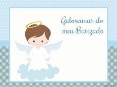 Batizado Menino – Kit festa grátis para imprimir – Blog Inspire sua Festa ®