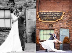 LUPHOTO.COM • Modern, Elegant, Fine Art Photography – Lu Nashville Wedding Photographer - The Factory at Franklin, TN