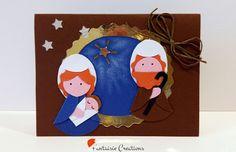Fantaisie Creations: Χριστουγεννιάτικες Κάρτες Blog, Fantasy