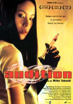 Audition - https://johnrieber.com/2016/08/07/japans-cinematic-wild-man-the-visionary-movies-of-takashi-miike-ichi-the-killer-audition/