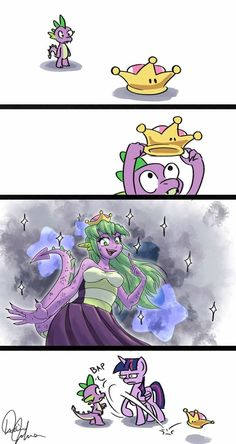 Every Little Thing She Does - My Little Pony: Friendship is Magic - SparkleSubs - Anime My Little Pony Comic, My Little Pony Drawing, My Little Pony Pictures, Mlp Comics, Cute Comics, Funny Comics, Mlp Memes, Funny Memes, My Little Pony Wallpaper