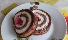 Jednoduchá roláda (fotorecept) - recept | Varecha.sk Cheesecake, Breakfast, Food, Basket, Morning Coffee, Cheesecakes, Essen, Meals, Yemek