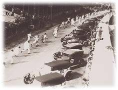 Ards Tourist Trophy Race Northern Ireland 1929 Source: Public Record Office of…