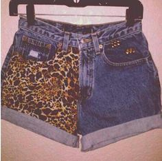 how to make high waisted shorts - Google Search