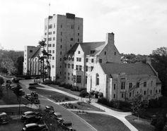 Indiana Memorial Union in 1939.