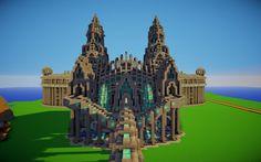 Mega Build: Castle Thenadrius [WIP] Minecraft Project