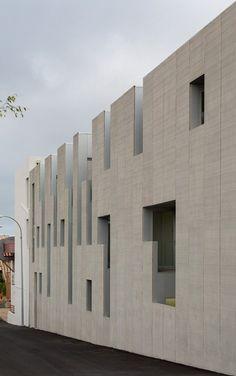 Incube Building, Las Palmas de Gran Canaria, Province de Las Palmas, Espagne, 2013 - Romera y Ruiz Arquitectos