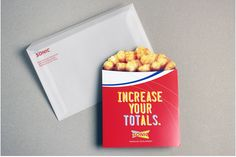 It's #directmailmonday! This cutting-edge #food and #restaurant #directmail #marketing piece,will make your mouth water! Dig-in and get inspired!  #promarkdirect #directmailmarketing #motivationmonday #directmailtips #marketingagencynj