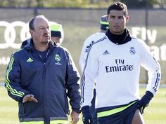 Real Madrid boss on his relationship with Ronaldo