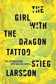 The Girl With The Dragon Tattoo by Steige Larsson