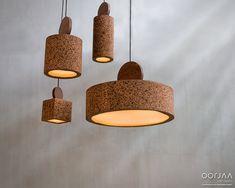 26 Best Cork Lighting Images