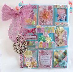 Easter Pocket Letter - Scrapbook.com