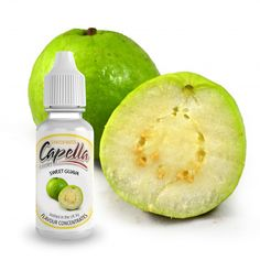 capella flavor concentrate on rainbowvapes sweet guava