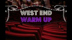 Warm up your voice like the pro's, with the exercises used in London West End Theatres. Anna is joined by West End professionals Mark Smith and Nathaniel Mor. Vocal Warm Up Exercises, Singing Exercises, West End Theatres, Workout Warm Up, The Voice, Singers, Learning, Mark Smith, Apps