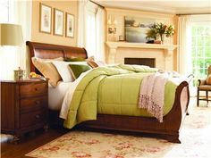 Better Homes and Gardens by Universal Bedroom Nightstand at Whitley Furniture Galleries in Zebulon, NC