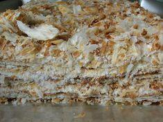 Kulinarne życie: Ciasto francuskie z kremem Bread, Food, Brot, Essen, Baking, Meals, Breads, Buns, Yemek