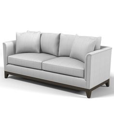 Max Modern Sofa Contemporary - 3D Model