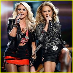 Miranda Lambert & Carrie Underwood Premiere Studio Version of 'Somethin Bad'