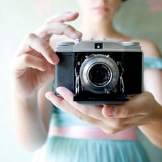 Vintage Camera! <3