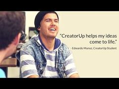 CreatorUp! - Learn to Make Great Videos | Tell Your Digital Story, Get Creative Gigs