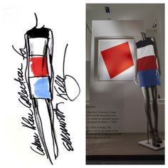 Art Meets Fashion | Calvin Klein's Special Collabo with Francisco Costa & Artist Ellsworth Kelly