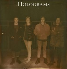 new-wave-inspired punk from sweden's holograms