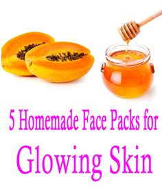 There are hardly any women who do not desire of having clear, flawless and glowing skin. Glow on the skin has always been connected with beauty and attraction