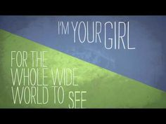 Jamie Grace - God Girl (Lyric Video)