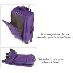Magellan's Rugged Lightweight Luggage 22 inch - Shop Magellan's, your source for travel clothing, RFID bags, luggage, packing organizers and in-flight & travel accessories. Lightweight Luggage, Travel Accessories, Random Items, Travel Products, Bags, Handbags, Dime Bags, Totes