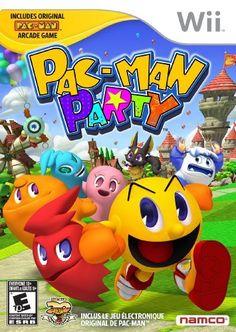 DOMINIC'S WISH LIST Pac-Man Party - Nintendo Wii, http://www.amazon.com/dp/B003LDKIUA/ref=cm_sw_r_pi_awdm_yw1Lsb16JGYBB