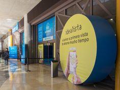 Del 10 al 12 de noviembre tuvo lugar en el Palacio de Ferias y Congresos de Málaga (Fycma) la 13ª edición de SIMed, Salón Inmobiliario del Mediterráneo   www.simedmalaga.com   #SIMedMLG