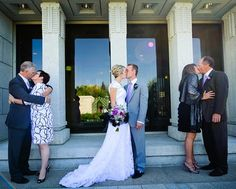Parents of LDS brides and LDS grooms ♥ LDS Wedding Planner