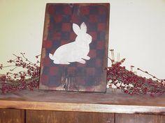 Bunny Checkerboard