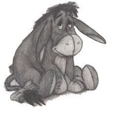Eeyore 2 by jeffharris13 on DeviantArt