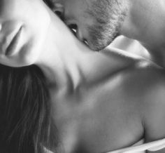Como beijar o pescoço - 7 passos - umComo
