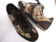 Coach Joss women shoes s size 10 M  #Coach #Tennis