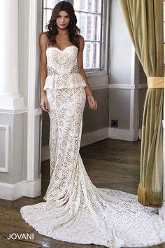 Jovani Bridal JB26346 http://www.jovani.com/wedding-dresses/jb26346