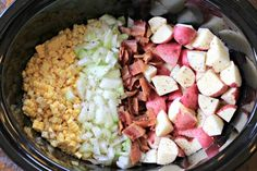 From OneHundredDollarsAMonth.com ... recipe crock pot meal corn chowder