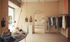 Haeppi Piecis Concept Store (Shop) in Munich, Maximilianstraße 33