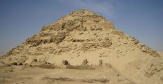 """Abusir: Pyramid of Neferirkare Like his predecessor Sahure, Neferirkare (a pharaoh during dynasty five of the Old Kingdom of Ancient Egypt) chose to build his pyramid at Abusir. His pyramid complex is composed of a pyramid (named """"Pyramid of the Ba of Neferirkare"""") and mortuary temple. He did not manage to complete the causeway and valley temple so they were finished and to some degree usurped by his son, Niuserre to form part of his own pyramid complex."""