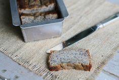 Comfy Belly: Banana Bread {using coconut flour} #coconutflourcookbook #grainfree #glutenfree