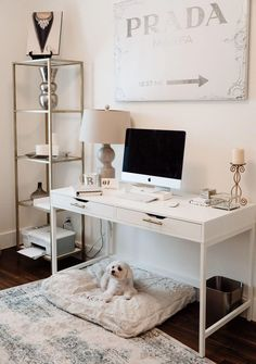 I'm so excited to share my first home reveal post featuring my home office decor. Home Decor Styles, Room, Room Design, Small Room Design, Cozy Home Office, Home Decor, House Interior, Bedroom Decor, Office Design