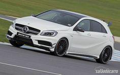 Mercedes Classe A AMG é lançada no Brasil  » www.salaodocarro.com.br/lancamentos/mercedes-classe-amg-lancada-brasil.html