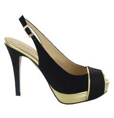 Zapato de verano de Menbur (ref. 6397) Summer shoes by Menbur (ref. 6397)